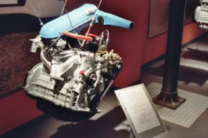 Skoda Motor 105