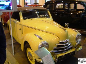 Tudor Cabrio