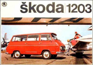 Skoda 1203