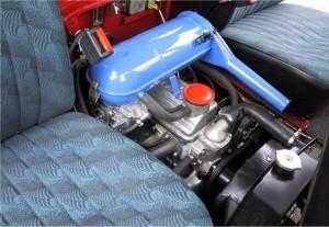 taz 1500 Motor