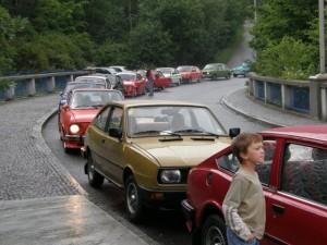 Skodatreffen Orlik 2009 11