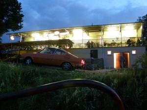 44.Treffen der Skoda Sportfahrzeuge in Orlická prehrada