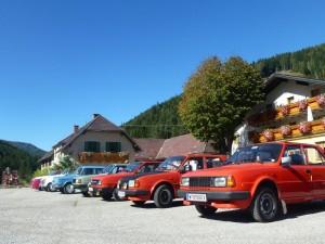 Herbstausfahrt Haselrast 2012