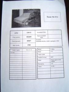 DS Skoda  781 FV2