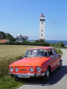 Skoda Tour Dänemark