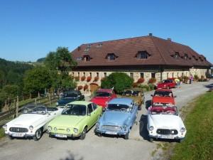 Sommerausfahrt Weistrach 2012